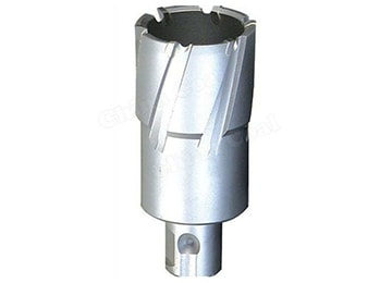 High Speed Steel Weldon Shank Core Drill Bits