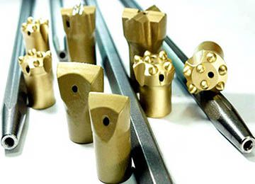 Rock Drilling Tools Drilling Bits and Drilling Rods