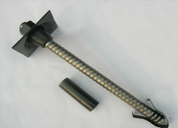 Hollow Grouting Anchor Rod