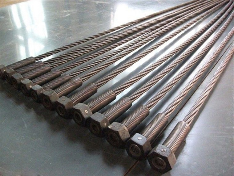 Hollow Drilling Mining Rock Grouting Anchor Bolt