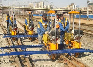 YD-22Ⅱ Railway Hydraulic Tamping Machine