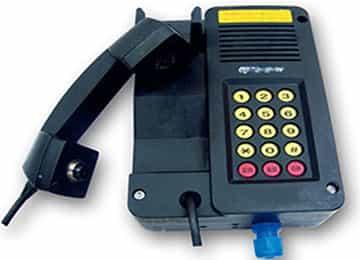 KTH Series Coal Mine Use Explosion Proof Telephones Original