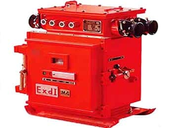 Mine & Mobile Transformer Substation Explosion-proof  Vacuum Switch
