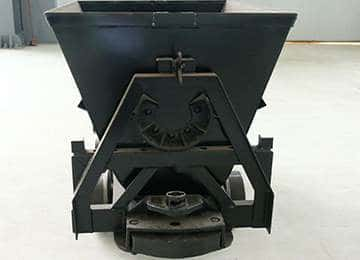 KFU0.55-6 0.55 Cubic Meter Bucket Tipping Mine Cart