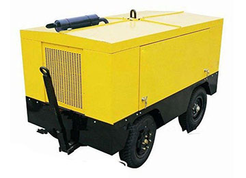 CVFY-12/7 Diesel Driven  Air Compressor