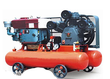 30l/33l/55l   Portable Compressors With Diesel Engines