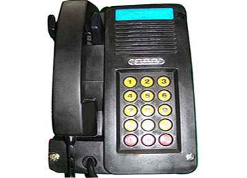 KTH15 Mining Explosion Proof Intrinsically Safe Telephone
