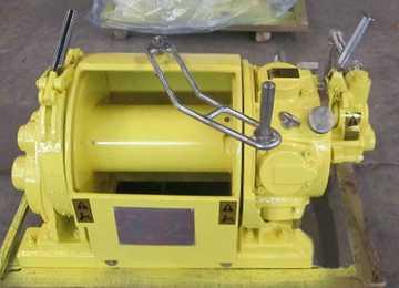 JQY Mining Pneumatic Winch