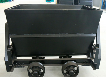 KFU Mining Bucket Tipping Wagon
