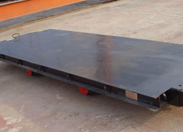MPC Series Flat Rail Wagon