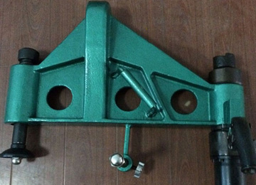 Railway Maintenance Hydraulic Rail Bender