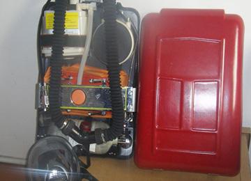 ADY6 Negative Pressure Coal Mine Oxygen Respirator