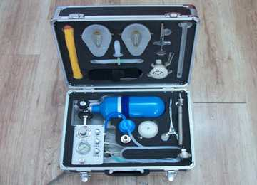 P-6 Portable Automatic Resuscitator