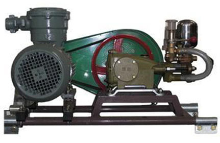 BH-40/2.5 Coal Hydraulic Fire-fighting Pump