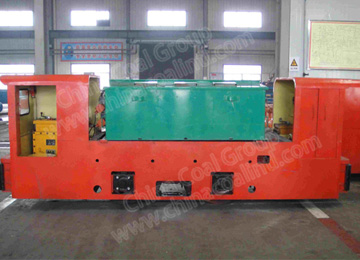 CTY(L)12/6,7,9G(B) 12T Electric locomotive for mining