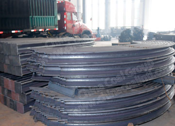 U29 Steel Support