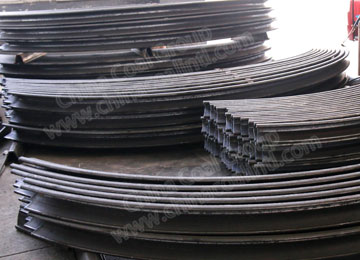 U36 Shaped Steel Support