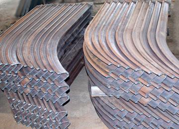 U Steel Support
