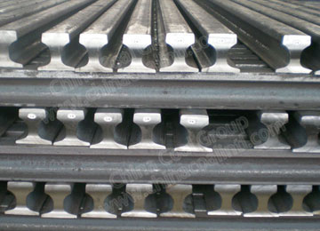 12KG Railway Track Steel Rail Train Rail