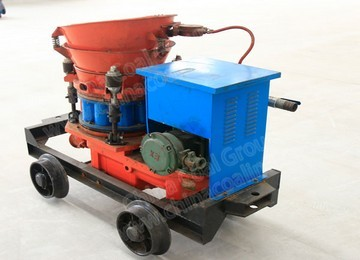 PZ-3 Shotcrete Machine