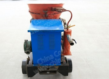 PZ-7B Mining Explosion-proof Spraying Machine
