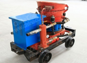HSP Concrete Wet Spraying Machine