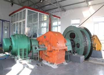 JTP Single Drum Mining Electric Hoist Winch