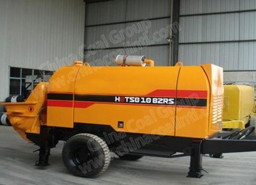 XBS40 Concrete Conveying Pump