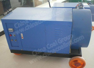 XZS80/100 Double Fluid Hydraulic Grouting Pump