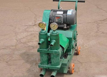 ZBL-type  Grouting Pump