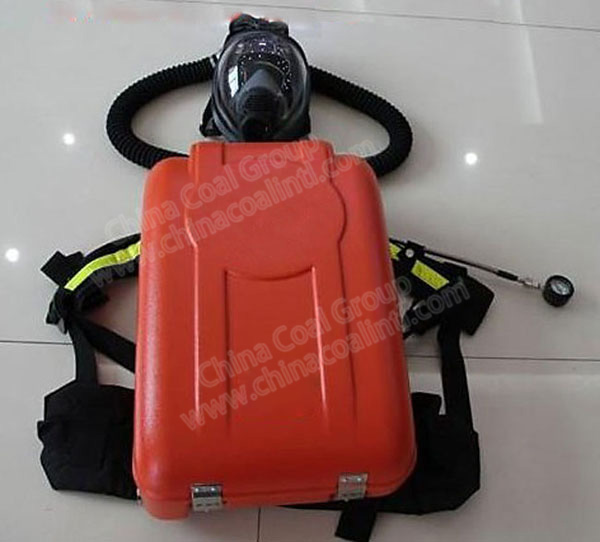 RHZYN240 Positive Pressure Firefighting Breathing Apparatus Set
