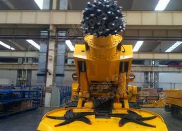 EBZ100 Heading Machine