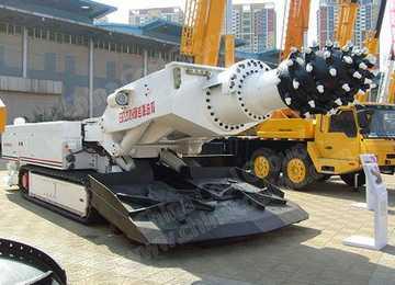 EBZ135 EBZ135L Mining Machinery Tunnel Boring Machine