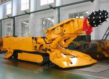 EBZ200 Coal Mine Roadheader