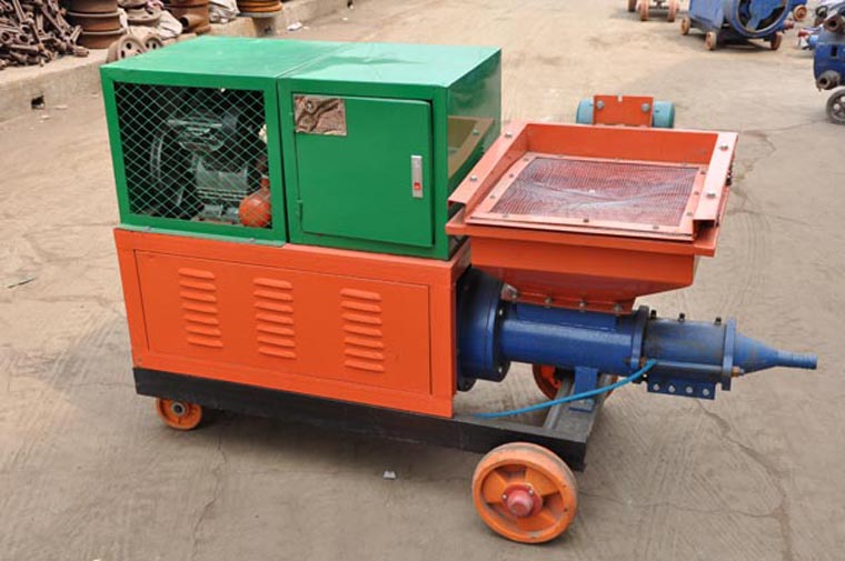 Shotcrete Machine for Construction