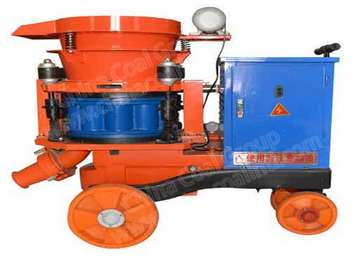 Cement Spray Machines