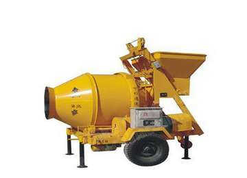 Dry Mortar Cement Mixer