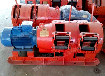 2JP(B)-30 Metal Mine Slusher Hoist Winch