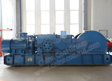 JSDB Coal Mining Two Speed Winch