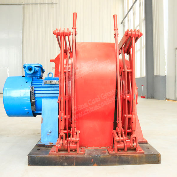 JD-2.5 Mining Dispatch Winch