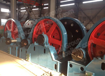 JZ-10/600 Mining Shaft Sinking Hoist