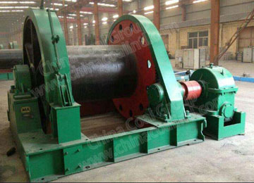 JZ-16/1000 Shaft Sinking Winch for Coal Mining