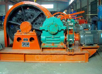 JZ-25/1300 Underground Mining Electric Shaft Sinking Winch