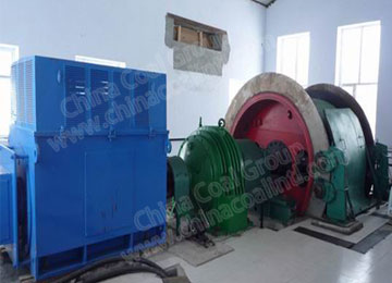 JTB Explosion-proof Mine Lifting Winch