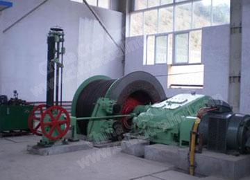 JTKB Explosion-proof Underground Mining Hoist