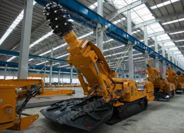EBZ75 Mine Heading Machine