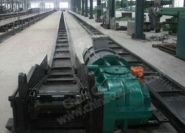SGB-620/40T Underground Incline Scraper Chain Conveyor