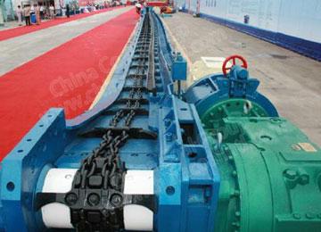 SGB620/40(55) Coal Mine Chain Scraper Conveyor Machine