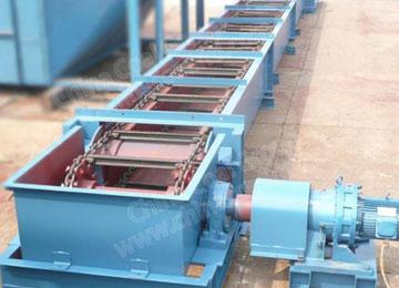 XGZ Cast Stone Scraper Chain Conveyor