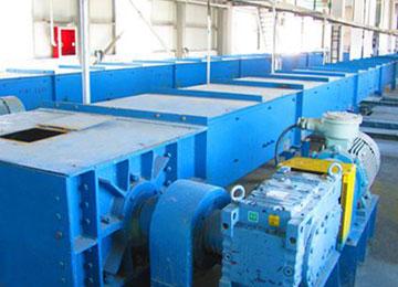XGZ Large Capacity Scraper Chain Conveyor